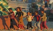 Xót xa phận cô dâu tị nạn trẻ con