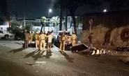Thông tin chính thức vụ tai nạn liên hoàn đường Nguyễn Hữu Cảnh