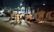 Tai nạn kinh hoàng trên đường Nguyễn Hữu Cảnh, 2 người chết, nhiều người bị thương