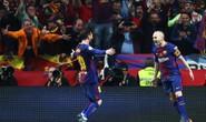 Iniesta: Ngày đăng quang trào nước mắt