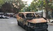 Sau vụ cháy chung cư Carina, Công ty Năm Bảy Bảy ngưng bán hàng
