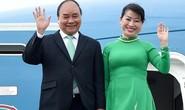 Rời Đền Hùng, Thủ tướng lên đường thăm Singapore
