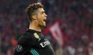 Không nổ súng, Ronaldo vẫn lập kỷ lục mới tại Champions League