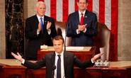 Tổng thống Pháp thách thức ông Trump trên sân nhà