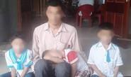 Vợ bỏ theo Hội thánh Đức Chúa Trời Mẹ, chồng và 3 con nhỏ sống nheo nhóc ở nhà