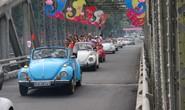 Ngắm dàn xe ô tô cổ Volkswagen náo loạn cố đô Huế