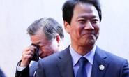 """Sếp"""" tình báo Hàn Quốc bật khóc trong thượng đỉnh liên Triều"""
