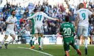 Đội hình 2 Real Madrid thắng khó Leganes nhờ trọng tài