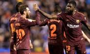 Đại thắng ở Riazor, Barcelona lên ngôi vô địch La Liga