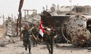 Quân đội Syria siết vòng vây quanh trại tị nạn Palestine
