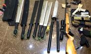 Vụ nổ súng tại Đà Lạt: phát hiện kho vũ khí cạnh nhà nạn nhân