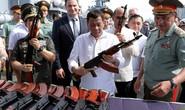 """Tổng thống Duterte: """"Nếu máy bay của tôi phát nổ, hãy hỏi CIA"""""""