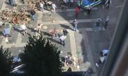 Đức: Xe lao vào đám đông, nhiều người thương vong