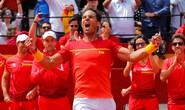 Nadal đưa Tây Ban Nha vào bán kết Davis Cup 2018