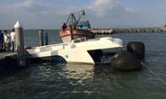 Tàu Greenlines DP C3 bị chìm ở Cần Giờ là do gãy chân vịt