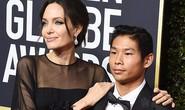 Pax Thiên tháp tùng Angelina Jolie dự Quả cầu vàng