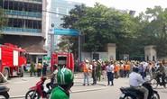Cháy lớn tại Bệnh viện Việt-Pháp