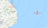 49 ngư dân Quảng Nam gặp nạn giữa biển Đông