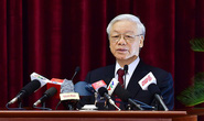 Tổng Bí thư: Kiểm điểm của Bộ Chính trị, Ban Bí thư là cầu thị và tự phê bình sâu sắc