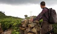 Tháo dỡ bia ghi tên núi Trung Quốc trên đất Lâm Đồng