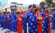 Tổ chức lễ cưới tập thể cho người lao động khó khăn ngày 2-9
