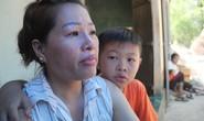 """Quê nghèo đẫm nước mắt đón thi thể """"hiệp sĩ"""" Nguyễn Văn Thôi"""