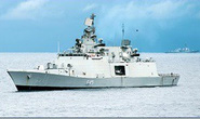3 tàu hải quân Ấn Độ thăm Việt Nam 4 ngày