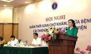 Bộ trưởng Nguyễn Thị Kim Tiến quy trách nhiệm nhà vệ sinh bốc mùi cho giám đốc BV