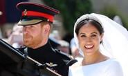 Đám cưới hoàng gia Anh: Nhẫn cưới đã trao