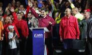 Bầu cử Venezuela: Ông Maduro bất chiến tự nhiên thành