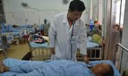 Nghẹt thở phẫu thuật cho bệnh nhân bị u gan, chảy máu trong ổ bụng