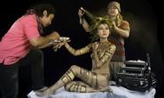 Body painting để làm gì?