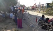 Dự án mở rộng đường ĐT607 ở Quảng Nam: Căng thẳng do chậm chi trả đền bù