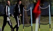Tiến tới World Cup 2018: Argentina, Anh âu lo về một nửa sức mạnh