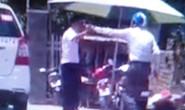 Xôn xao clip tài xế taxi đánh nhau với luật gia ở Phú Quốc