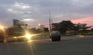 Truy tìm xe đầu kéo nhả 4 cuộn thép lăn lóc giữa đường phố Đà Nẵng