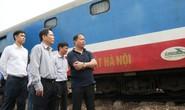 Bộ trưởng GTVT xin lỗi sau tai nạn đường sắt