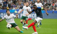 Vua bọ cạp lên tiếng, Pháp thắng nhẹ Ireland