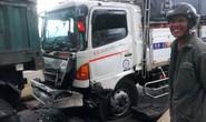 Liên tiếp xảy ra tai nạn giao thông hy hữu tại trạm BOT Liên Đầm