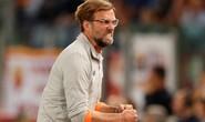 Klopp thừa nhận Liverpool ăn may Roma