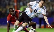 Giao hữu: Messi lập hat-trick, Argentina đè bẹp tí hon Haiti