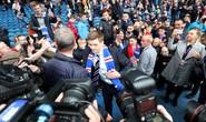 Gerrard được chào đón nồng nhiệt tại Rangers