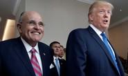 Ông Trump dằn mặt luật sư  mới về vụ ngôi sao phim người lớn