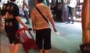 Nhóm khách Trung Quốc bị đánh te tua nghi ăn không trả tiền ở Nha Trang
