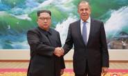 Ông Kim Jong-un khen ông Putin, Mỹ điều tàu sân bay đến gần Triều Tiên