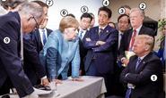 Mổ xẻ bức ảnh bom tấn của bà Merkel