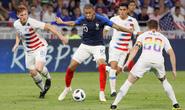 Pháp chết hụt ở Lyon trong ngày Giroud đổ máu