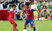 Khởi động trại hè bóng đá thiếu niên với HLV Huỳnh Đức, Thanh Bình