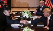 """Hai lãnh đạo Mỹ, Triều Tiên nói gì sau 48 phút đàm phán """"một đối một""""?"""