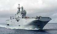 Pháp nắn gân Trung Quốc ở biển Đông